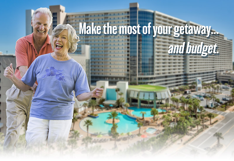 Winter Monthly Rates | Panama City Beach | Laketown Wharf